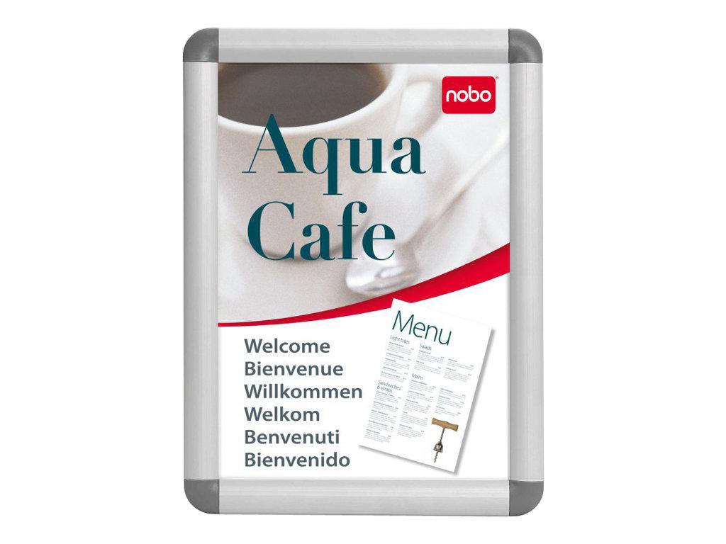 Nobo - Porte-affiche clipsable A0