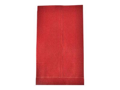GPV Pack'n Post - 250 Pochettes cadeau kraft - 12 cm x 20 cm - rouge