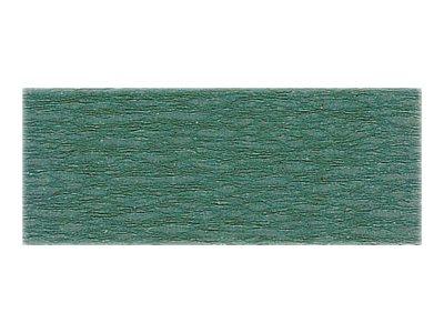 Clairefontaine Premium - Papier crépon - Rouleau 50 cm x 2,5 m - 40 g/m² - vert bouteille