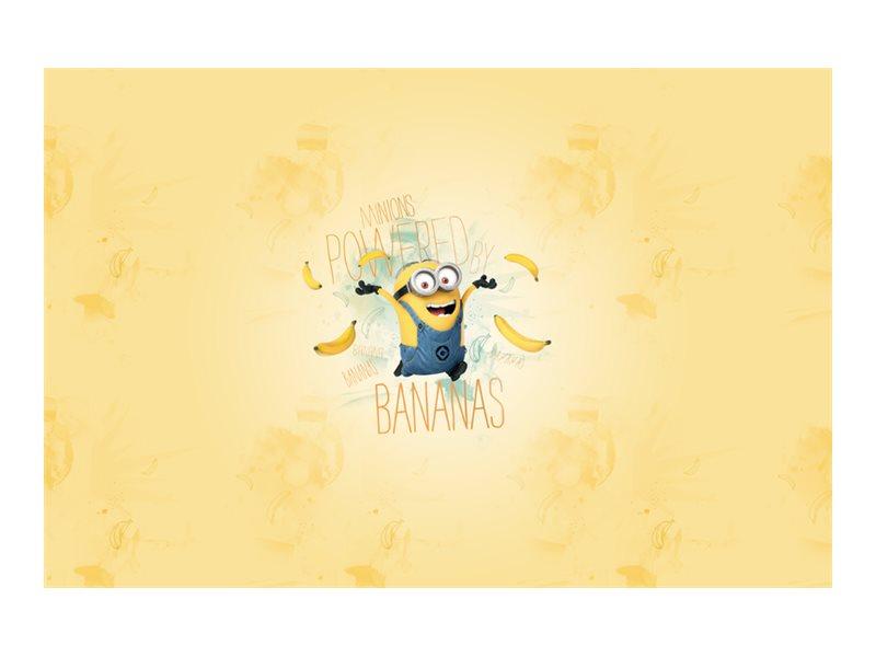 Les Minions - Sous-main 60 x 40 cm - modèle bananas - Clairefontaine