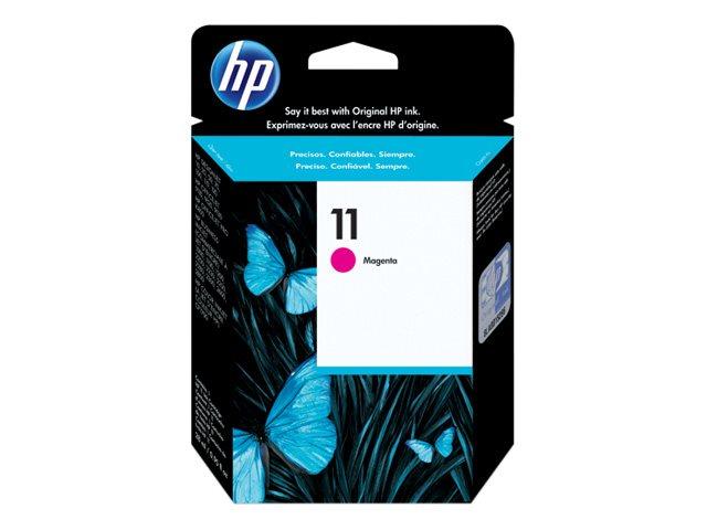 HP 11 - magenta - cartouche d'encre originale