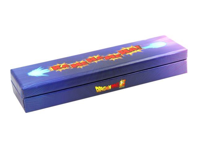 Dragon Ball Super Kameha - Trousse plumier en carton - Clairefontaine