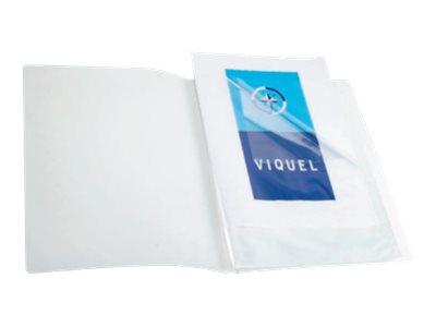 Viquel Propyglass - Porte vues - 40 vues - A3 - incolore