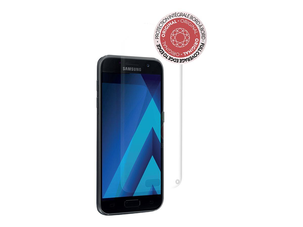 Force Glass - protection d'écran - verre trempé pour Samsung A3 2017