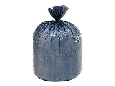 JET'SAC - 25 Sacs poubelle biodégradables 100L