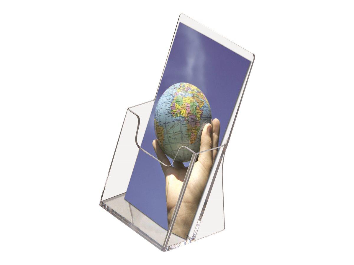 Promocome - Porte-brochures de comptoir A6 - 1 compartiment
