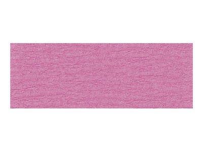 Clairefontaine Premium - Papier crépon - Rouleau 50 cm x 2,5 m - 40 g/m² - fuchsia