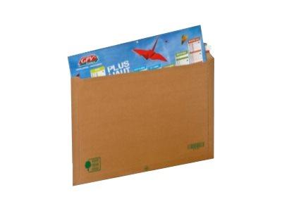 GPV Pack'n Post - 2 Enveloppes carton - 420 x 320 mm