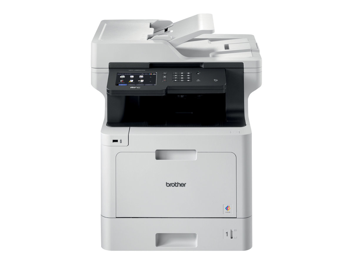 Brother MFC-L8900CDW - imprimante laser multifonction couleur A4 - recto-verso - Wifi