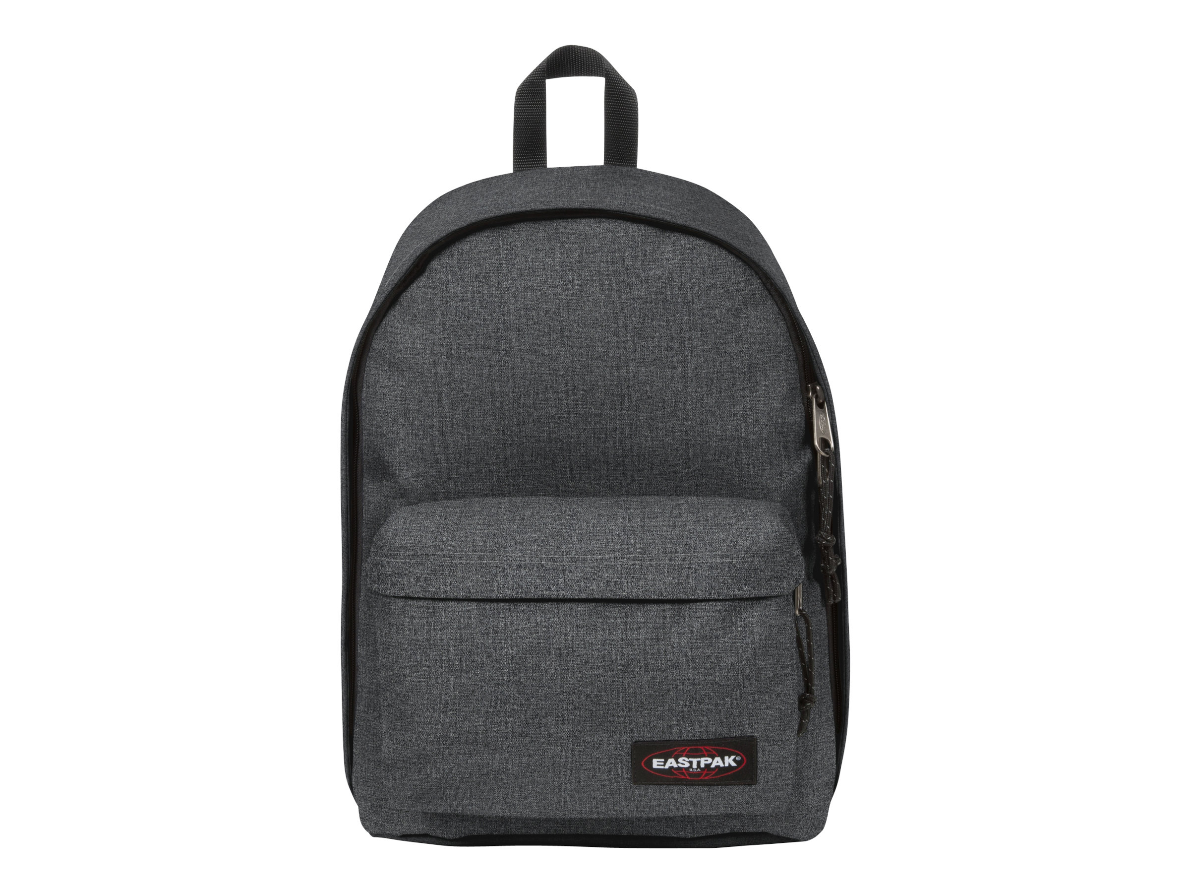 EASTPAK Out Of Office - Sac à dos black denim avec compartiment pour ordinateur portable