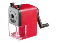 JPC - Taille crayon - 1 trou - rouge