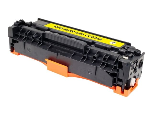 HP 304A - remanufacturé UPrint H.304AY - jaune - cartouche laser