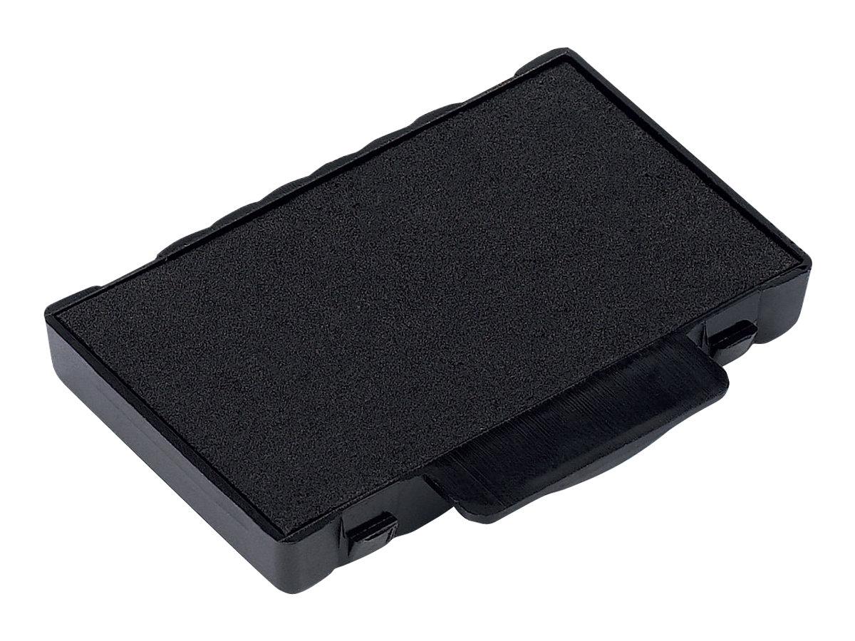 Trodat - 3 Encriers 6/53 recharges pour tampon 5203/5253/5440 - noir