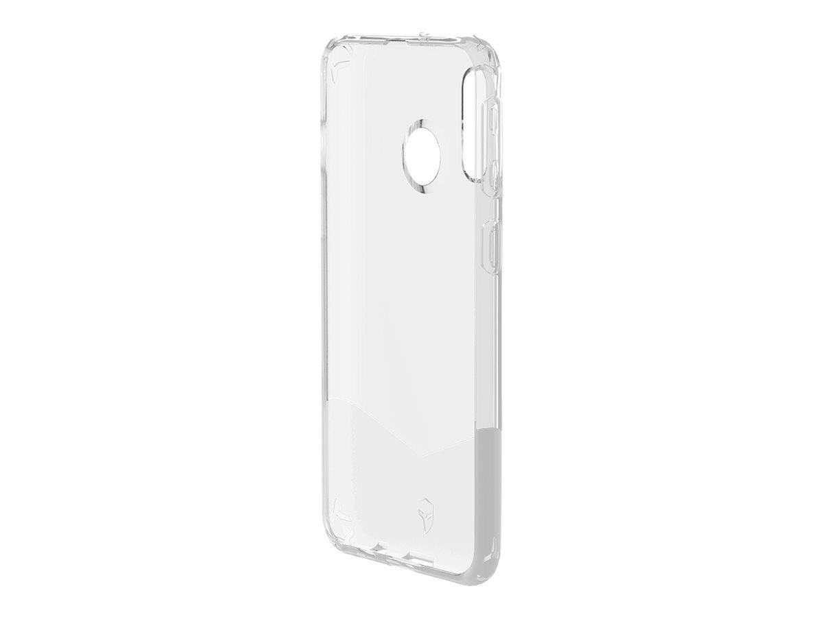 Force Case Pure - Coque de protection pour Samsung A40 - transparent