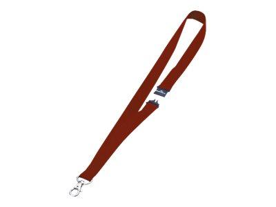 Durable - Lacet pour badge - cordon détachable - rouge