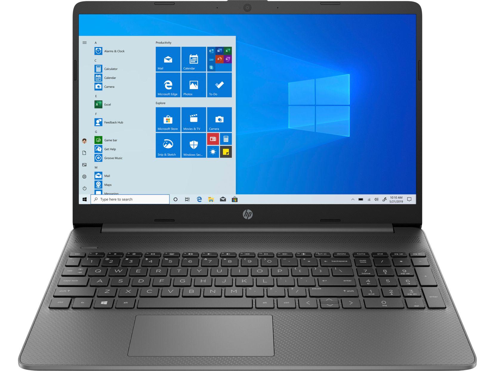 HP 15s-eq0080nf - pc portable 15.6
