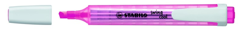 STABILO swing cool - Surligneur - rose