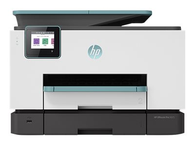 HP Officejet Pro 9025 All-in-One - imprimante multifonctions jet d'encre couleur A4 - Wifi, USB - recto-verso