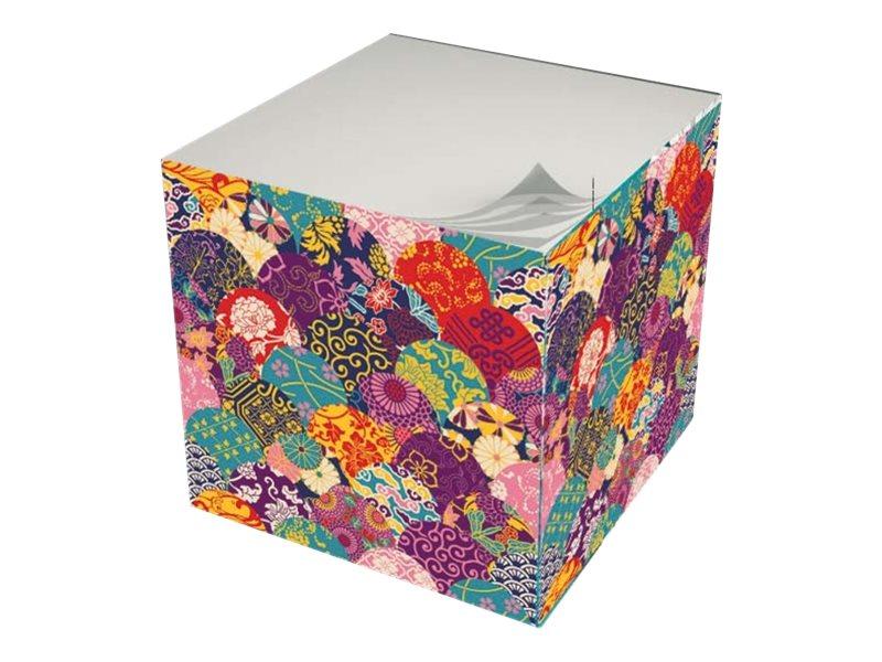 Quo Vadis - Bloc Cube - fantaisie