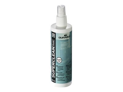 Durable Superclean fluid - spray desinfectant sans alcool - 250 ml