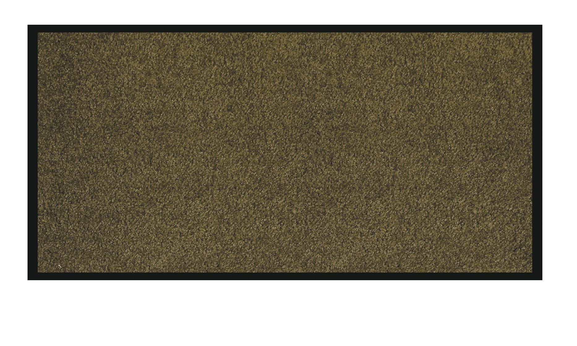 Tapis de sol absorbant RAINBOW - 90 x 150 cm - en polyamide - brun
