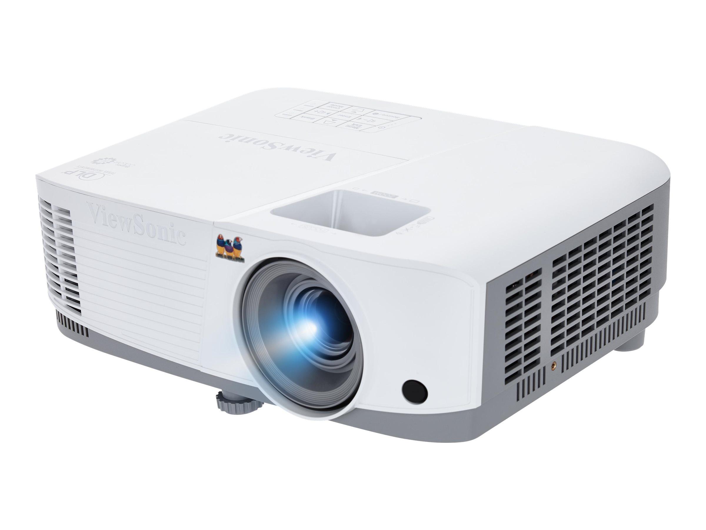 ViewSonic PA503WE - vidéoprojecteur - 3600 lumen - HDMI - 3D