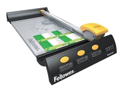 Fellowes ELECTRON - Rogneuse / coupeuse A4 - coupe 10 feuilles