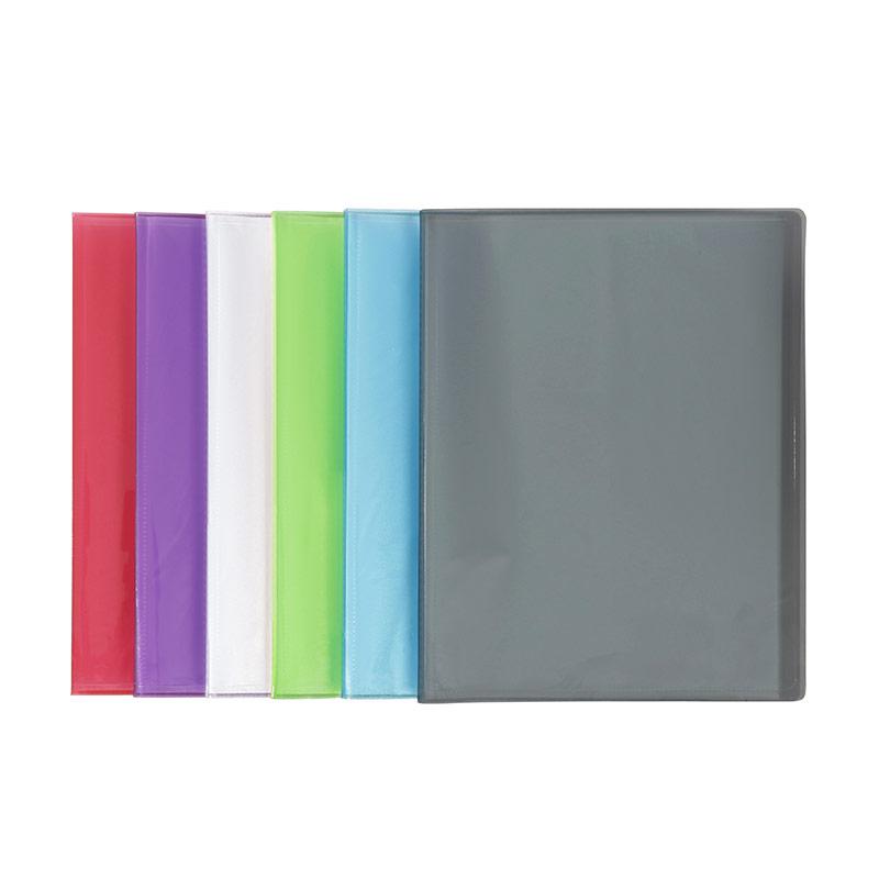 Viquel Propyglass - Porte vues - 160 vues - A4 - disponible dans différentes couleurs