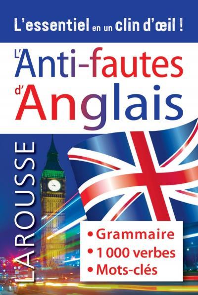 L'Anti-fautes d'Anglais