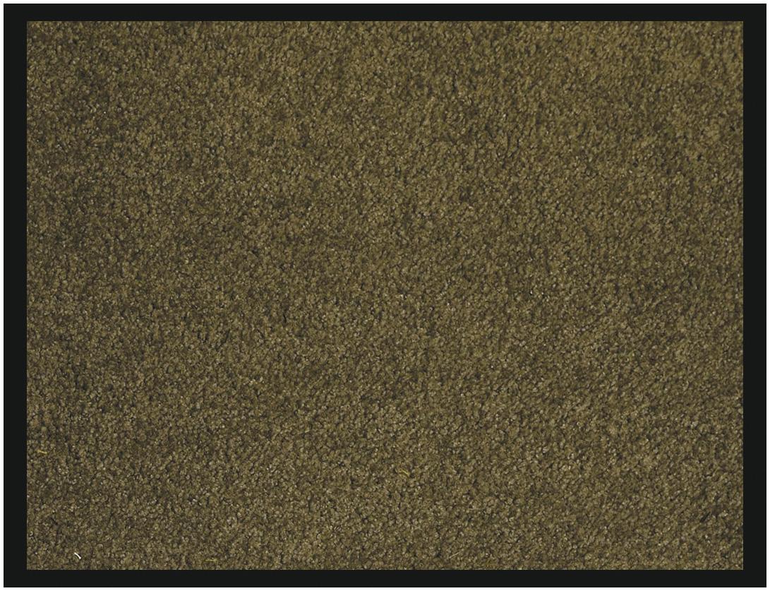 Tapis de sol absorbant RAINBOW - 40 x 60 cm - en polyamide - brun