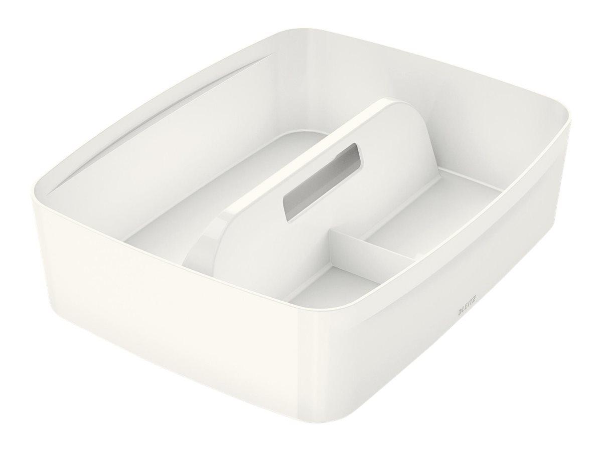 Leitz MyBox - Boîte de rangement 3 compartiments - moyen