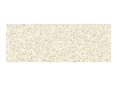 Clairefontaine Premium - Papier crépon - Rouleau 50 cm x 2,5 m - 40 g/m² - ivoire