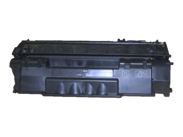 HP 53A / Canon 715 - remanufacturé UPrint H.53A - noir - cartouche laser
