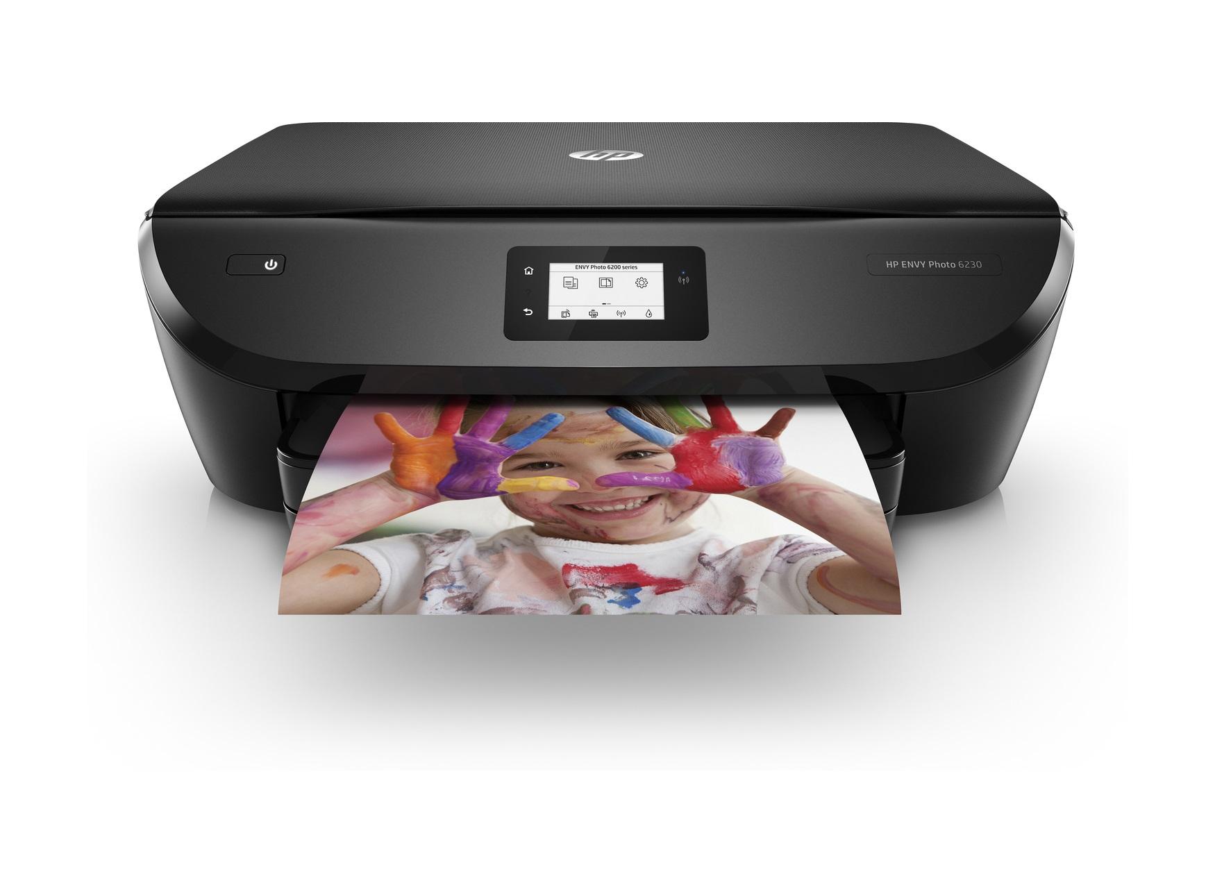 HP ENVY 6230 - imprimante multifonctions jet d'encre couleur A4 - Wifi - recto-verso
