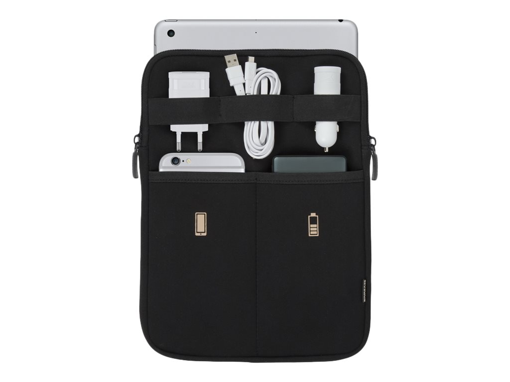 Riva Case Antishock 5612 - Etui pour câbles et chargeurs - oragnisateur de voyage - pour tablette 10,1