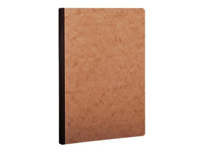 Clairefontaine Age Bag - Carnet broché A5 - 192 pages - petits carreaux (5x5 mm)