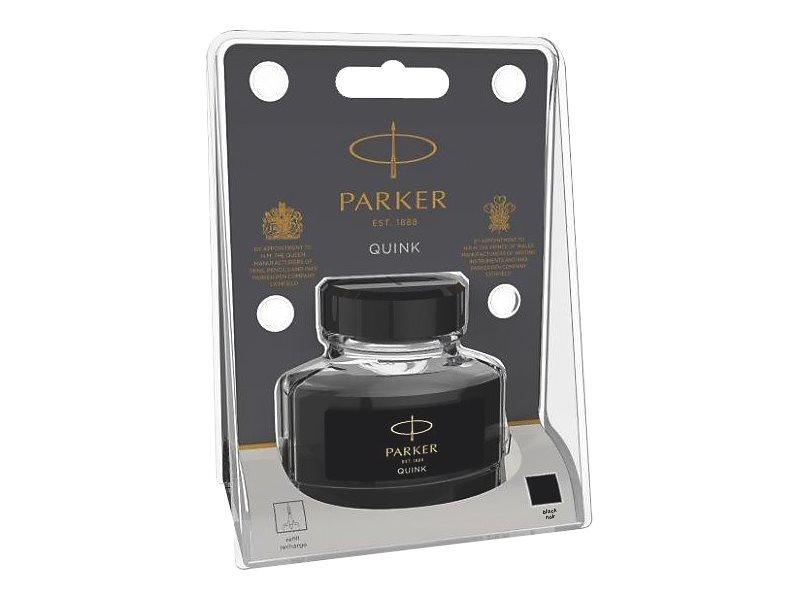 Parker Quink - Flacon d'encre 57ml pour stylo plume - noir