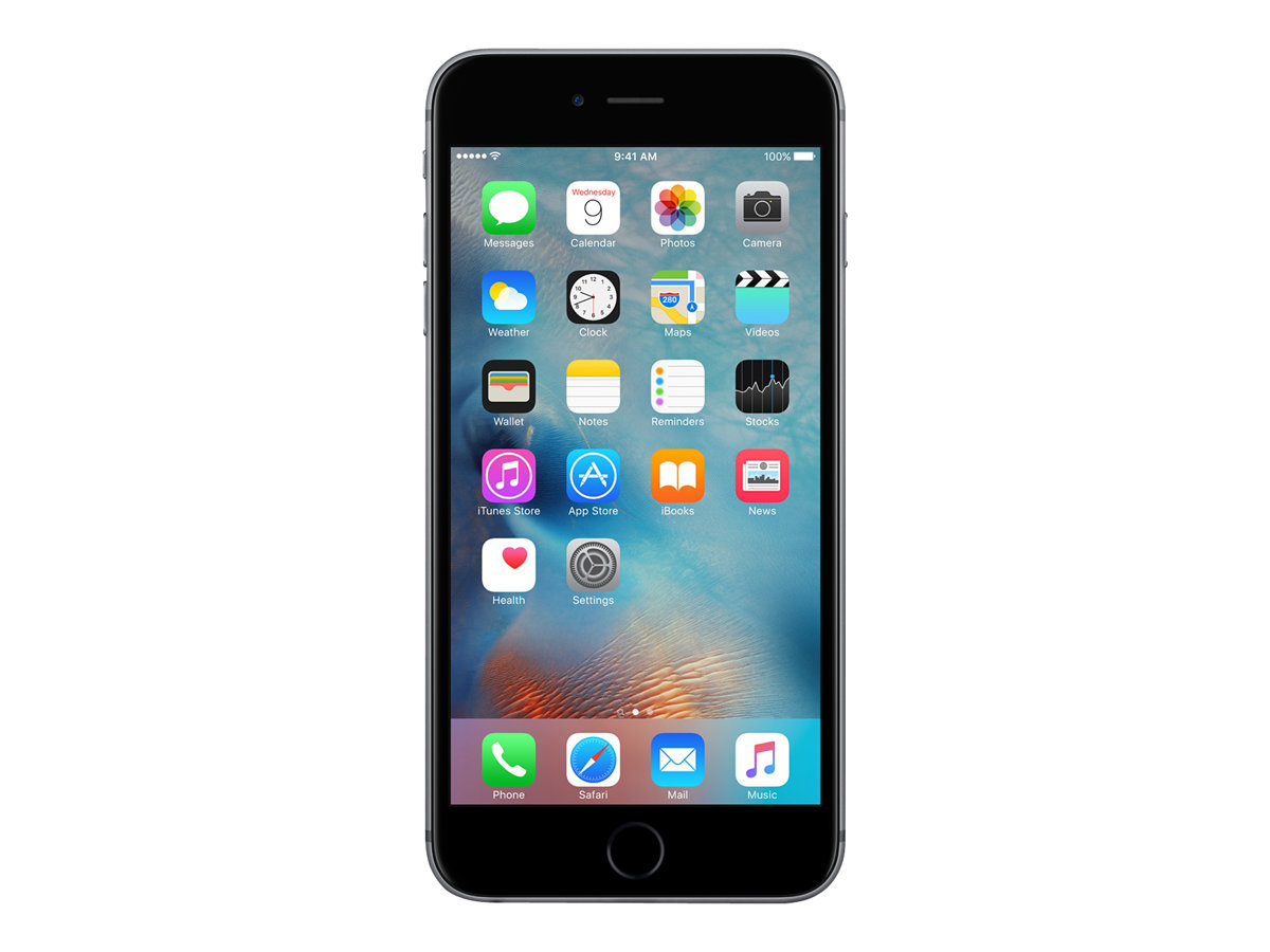 Apple Iphone 6S - 64 Go - Smartphone reconditionné grade A - gris sidéral