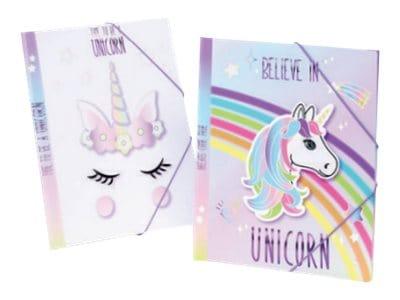 Viquel Unicorn - Chemise à rabats A4 - différents modèles disponibles
