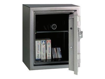 RESKAL SFS2-E71 - Coffre-fort ignifuge à code - acier/béton