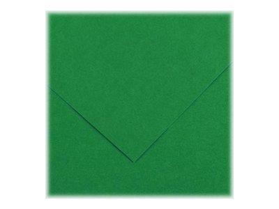 Canson Colorline - Papier à dessin - 50 x 65 cm - vert