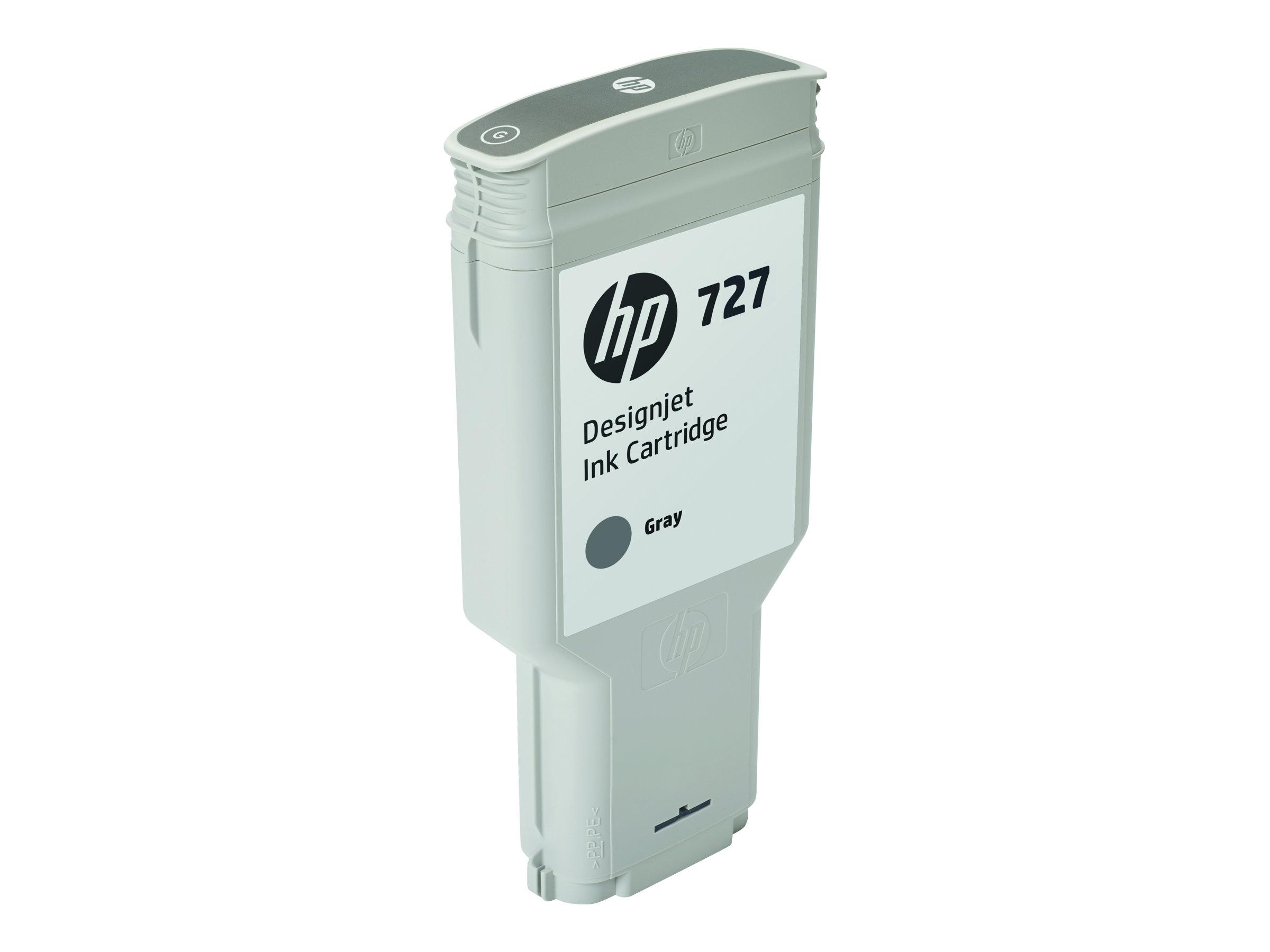 HP 727XL - gris - cartouche d'encre originale