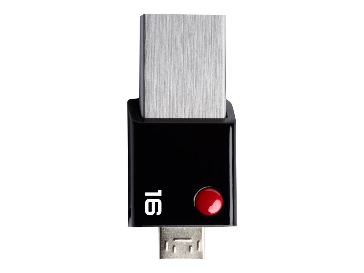 EMTEC Mobile & Go OTG T200 - clé USB - 16 Go