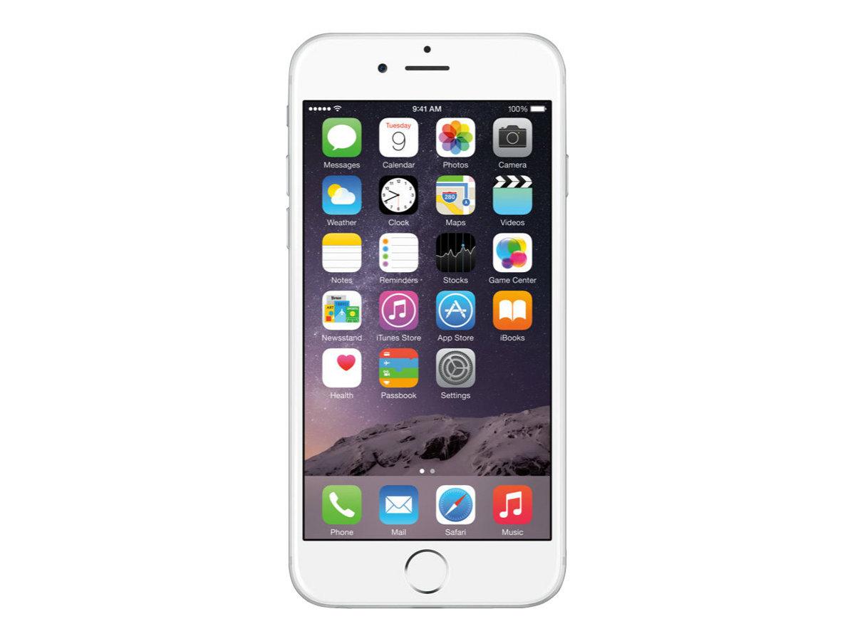 Apple Iphone 6 - 64 Go  - Smartphone reconditionné grade A - argent
