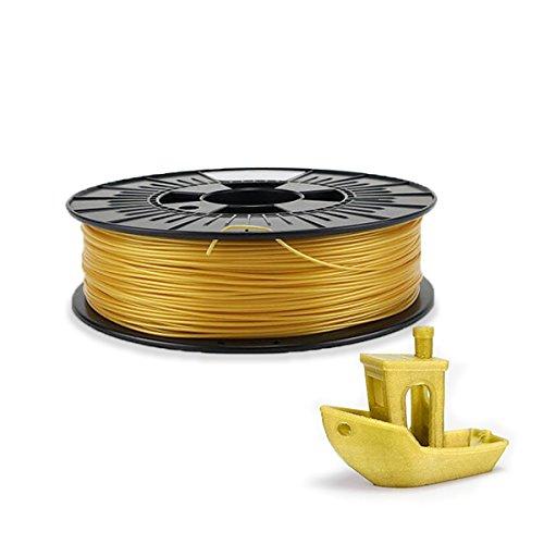 Dagoma Chromatik - filament 3D PLA - or - Ø 1,75 mm - 750g
