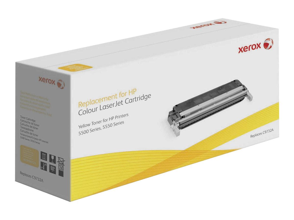 Xerox HP Colour LaserJet 5500 series - jaune - cartouche de toner (alternative pour: HP C9732A)