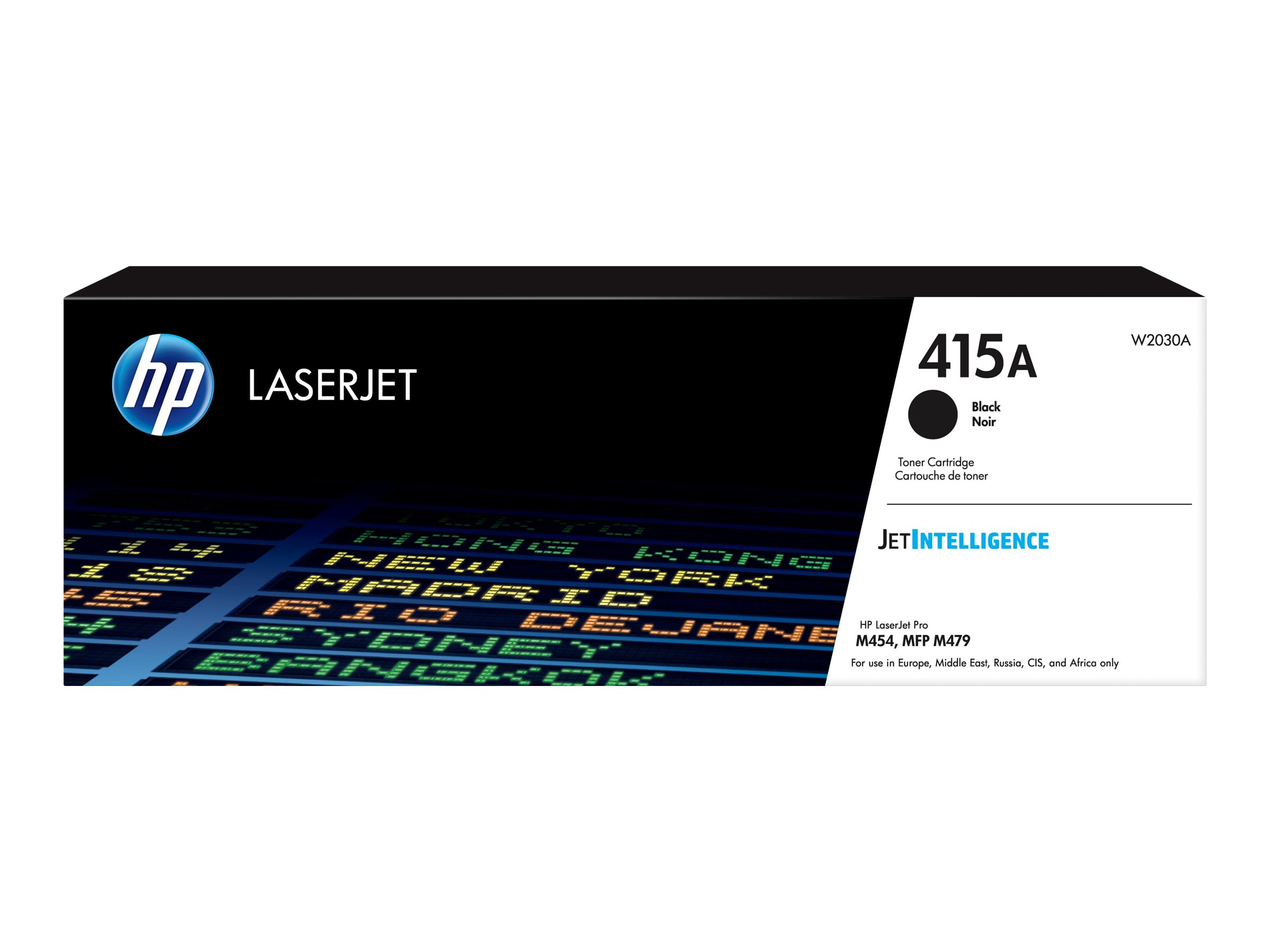 HP 415A - noir - cartouche laser d'origine