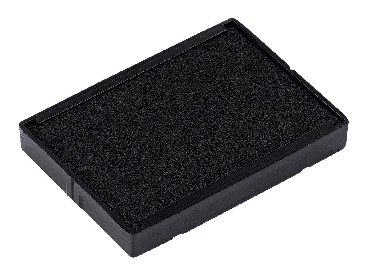 Trodat - 3 Encriers 6/4929 recharges pour tampon Printy 4929/4729 - noir