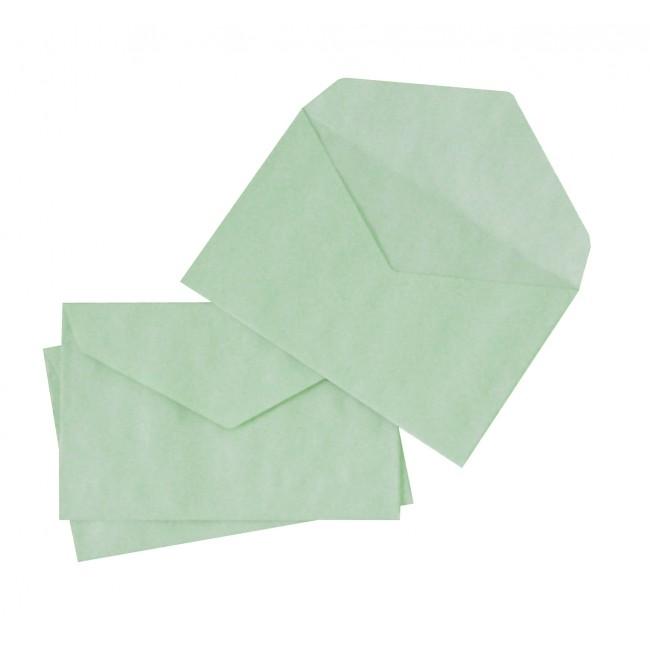 La Couronne - 1000 Enveloppes élection - 90 x 140 mm - 70 gr - vert