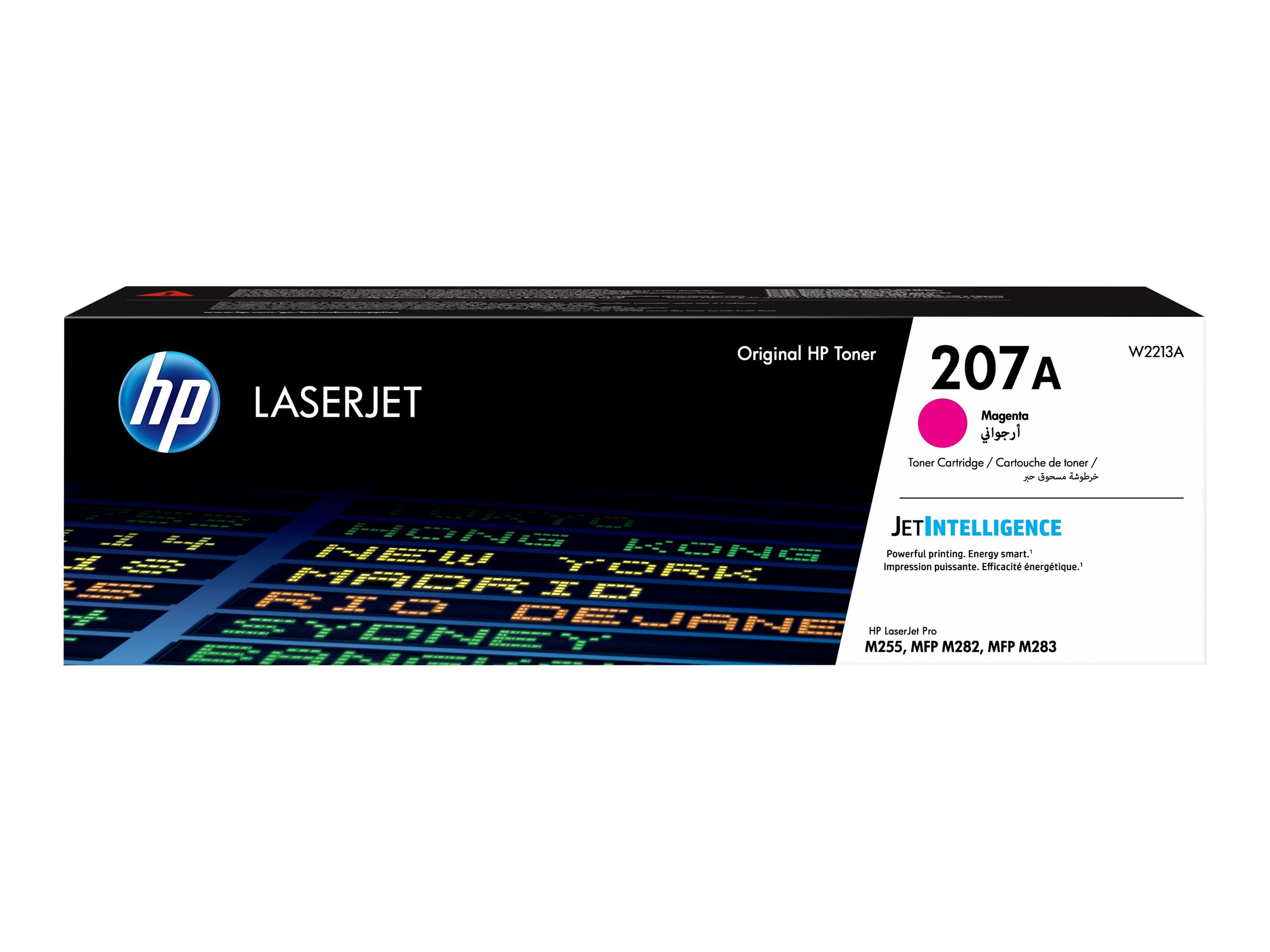 HP 207A - magenta - cartouche laser d'origine
